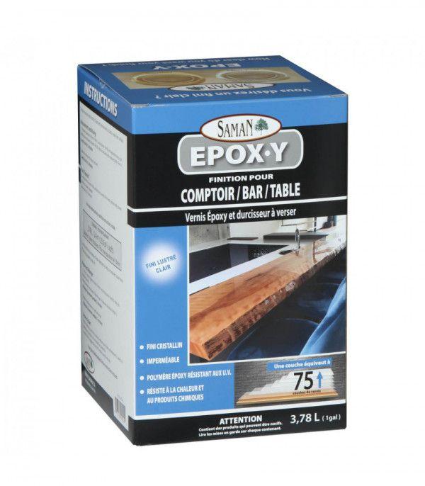Epox-y Comptoir Table Et...